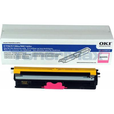 OKI C110 TONER CARTRIDGE MAGENTA
